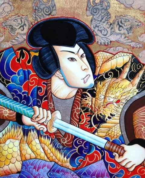 Warrior Spirit by  Matthew Smith - Masterpiece Online