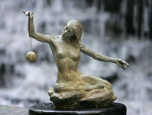 Blossom (Maquette) 73... by  Paige  Bradley - Masterpiece Online