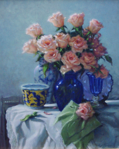 First Blossoms by  Sally  Jordan - Masterpiece Online