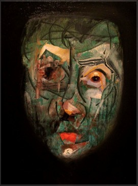 Mask #1 by  Jacob Hicks - Masterpiece Online