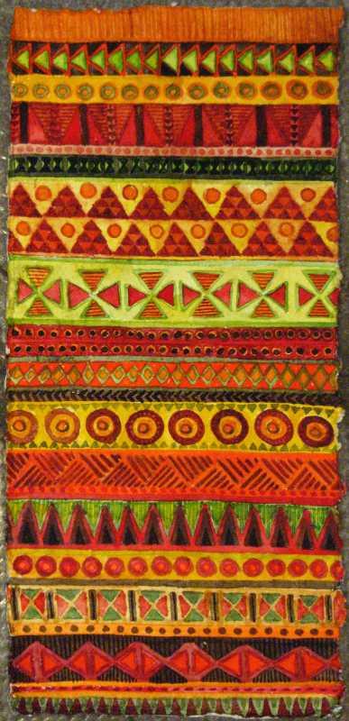 Kapa Patterns: geomet... by  Cindy Conklin - Masterpiece Online