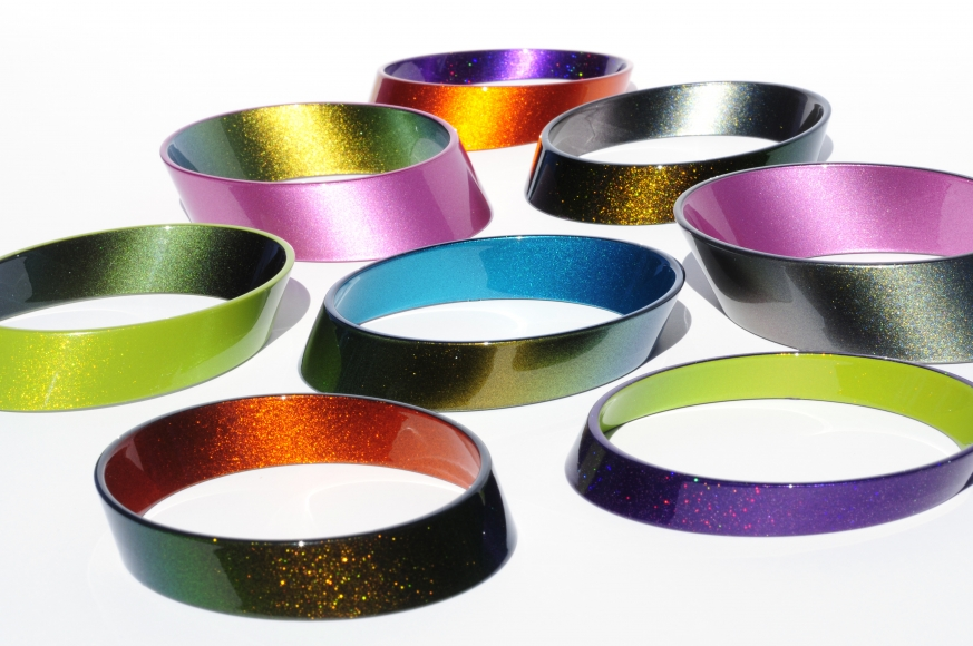 Sliced-Bracelet #458 represented by  by  Rachelle Thiewes