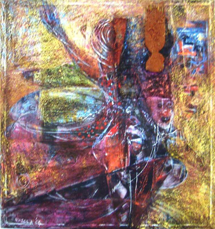 Unknown Flight by Mr. Patrick Mazola - Masterpiece Online