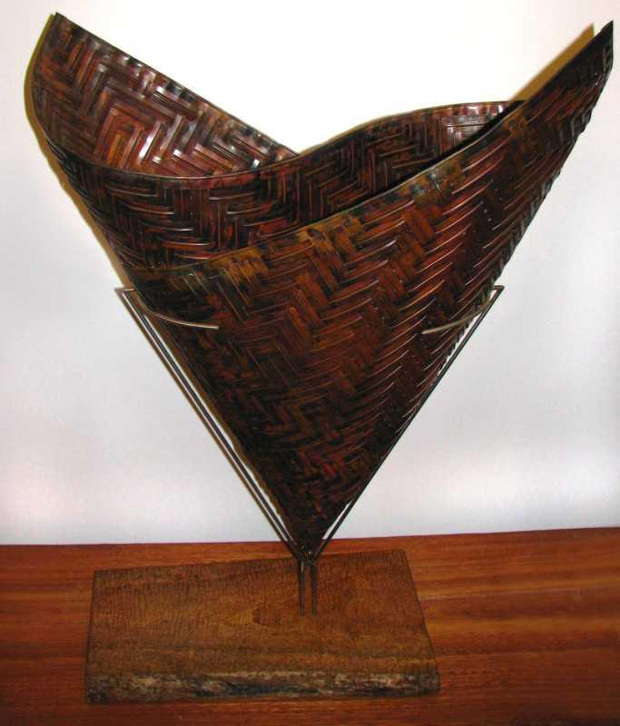 Woven Copper Sail by  XEN  - Masterpiece Online