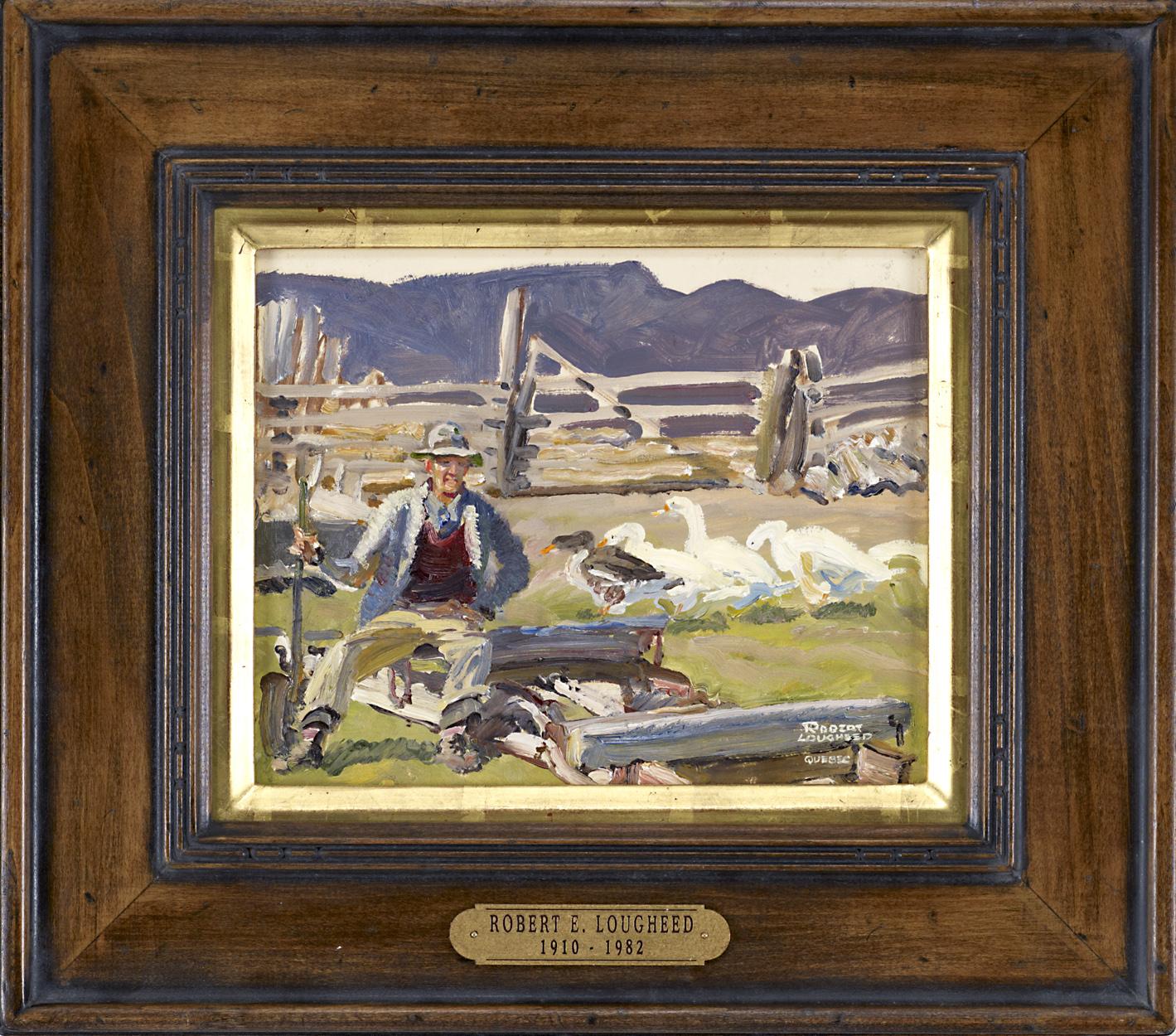 My Working Uncle - Qu... by  Robert Lougheed - Masterpiece Online