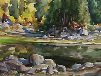 Late afternoon at Mes... by Mr. & Mrs. Gerald Fritzler - Masterpiece Online