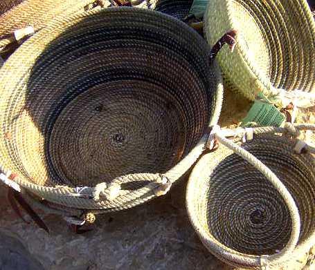 Lariat Basket cp53 by Mr Clyde Pickett - Masterpiece Online
