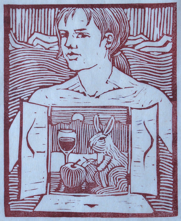 Still Life of the Int... by  Melissa Hefferlin - Masterpiece Online