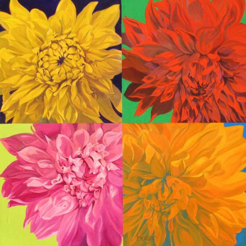 Quartet by  Don Berger - Masterpiece Online