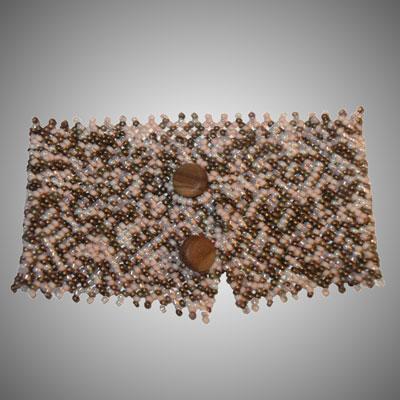TA7731 Earth Tone Net... by  Terrie Allen - Masterpiece Online