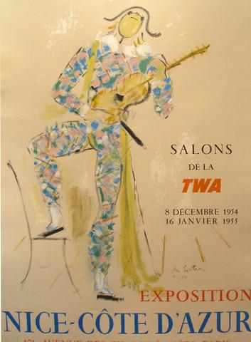 Exhibition - Jean Coc... by  Jean Cocteau - Masterpiece Online
