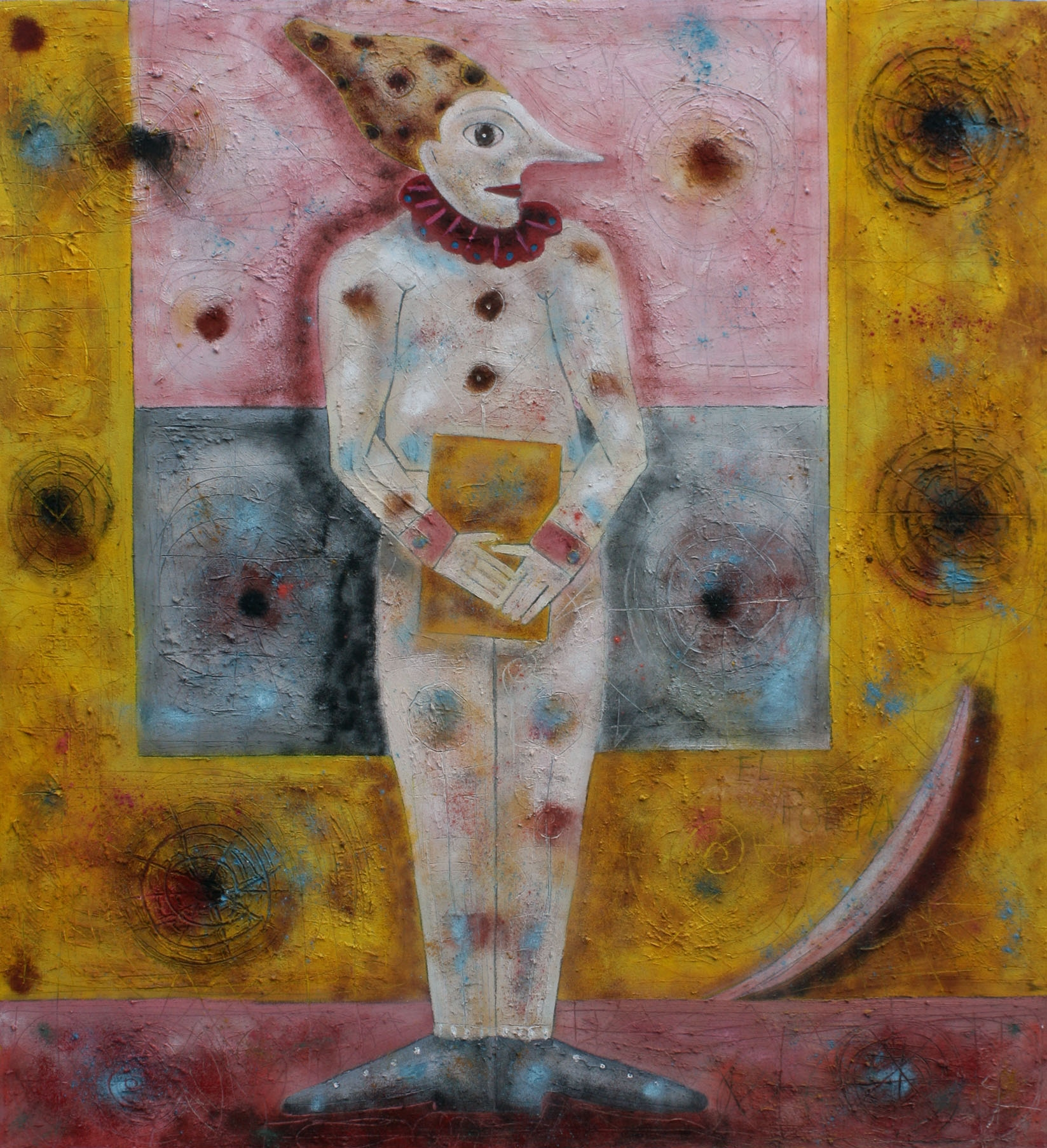EL POETA by Mr. DAVID CORREA - Masterpiece Online