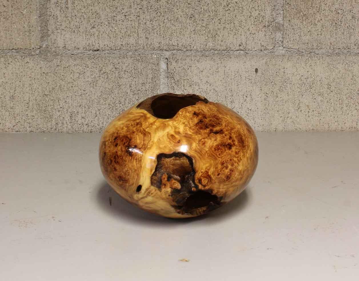 Aspen Burl Hollow Tur... by Mr. Jerry Wedekind - Masterpiece Online
