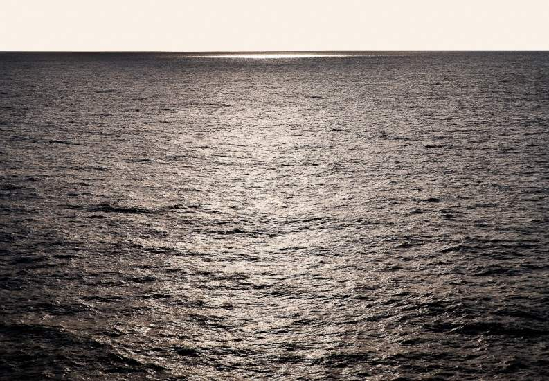 Atlantic Ocean V 2012... by  Alison Shaw - Masterpiece Online
