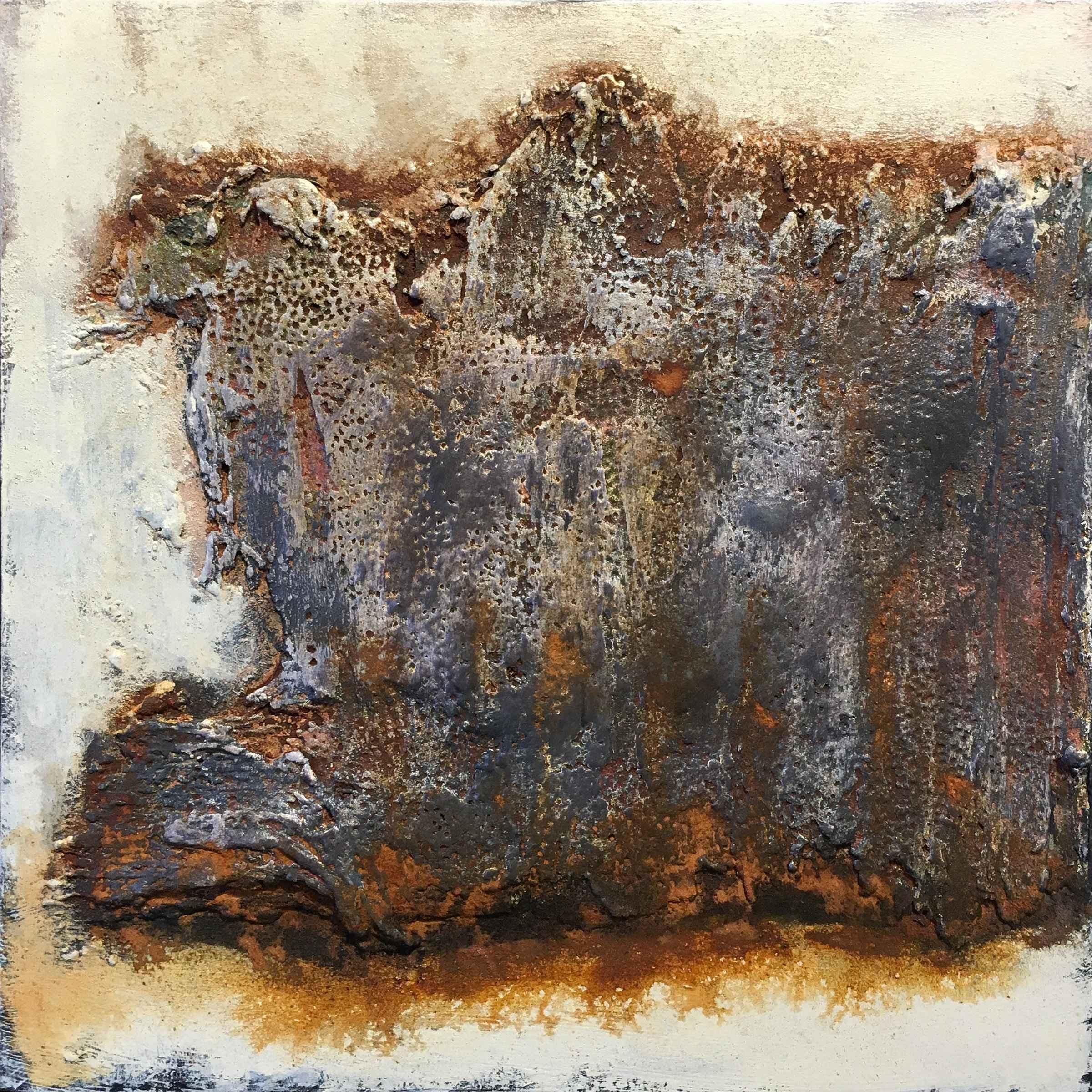 Violet Prairie Head by  Angela Muller - Masterpiece Online