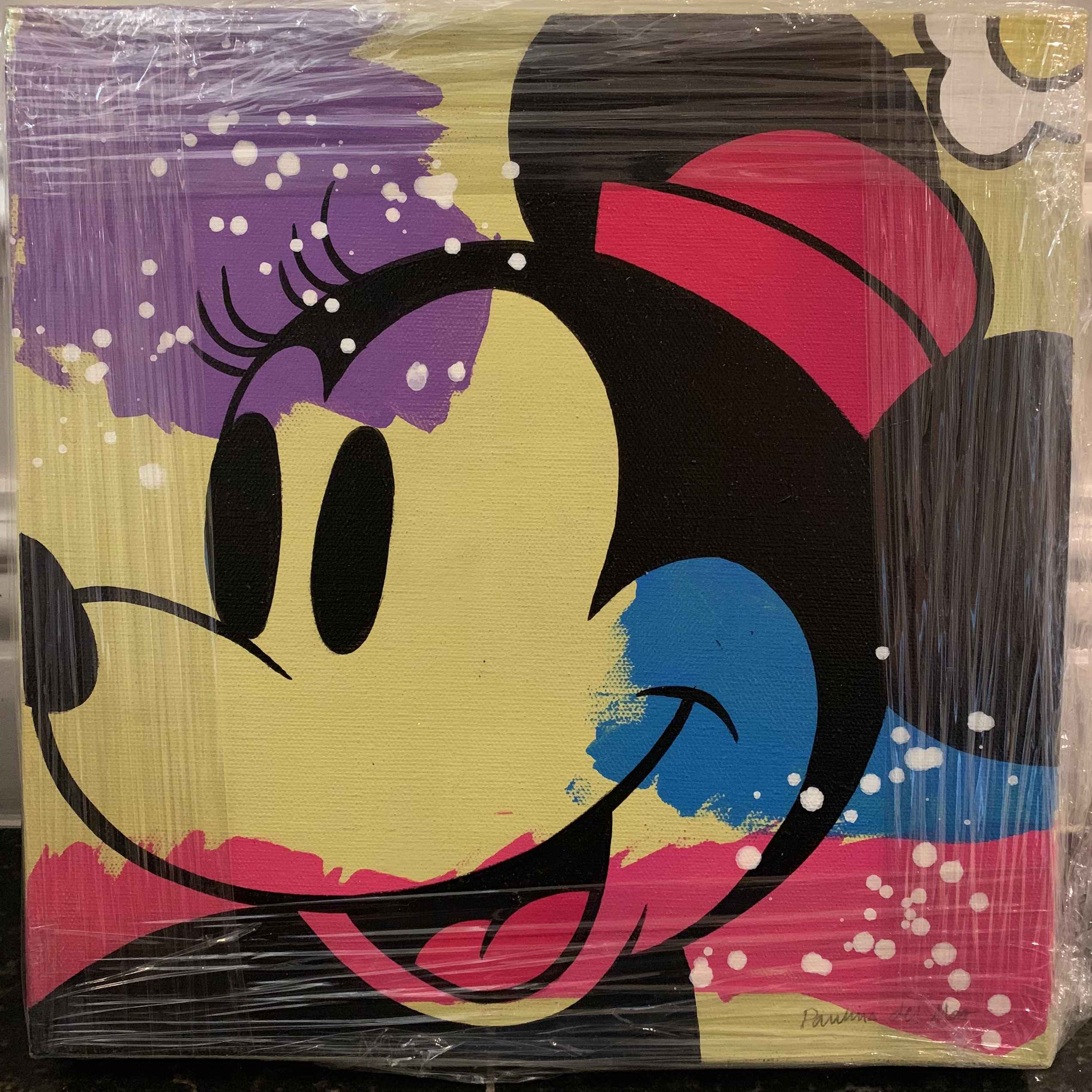 Minnie in Colors  by   Del Mar, Paulina