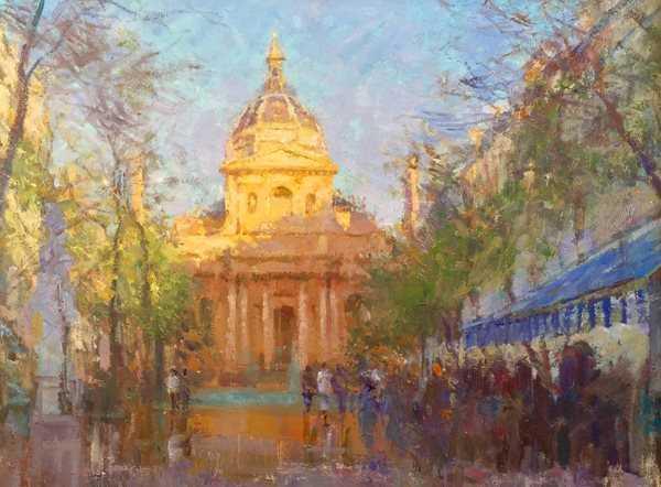Parisian Street Side
