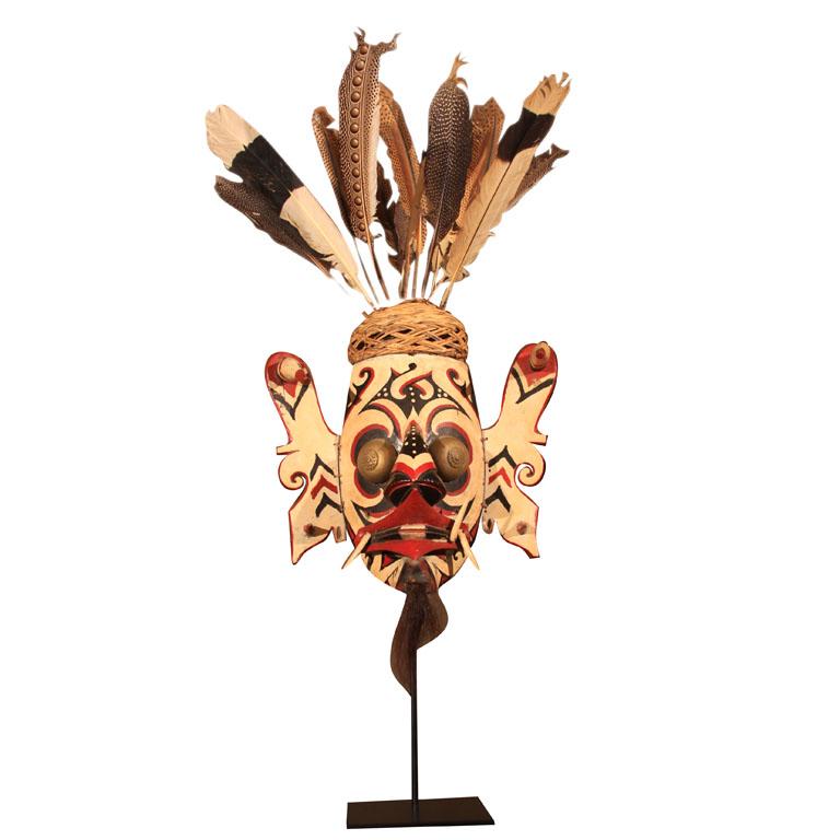 Kayan Hudoq Mask by    - Masterpiece Online