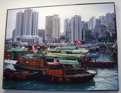 Hong Kong by  Wernher Krutein - Masterpiece Online