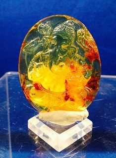 Ganesha - Amber by   Moses - Masterpiece Online
