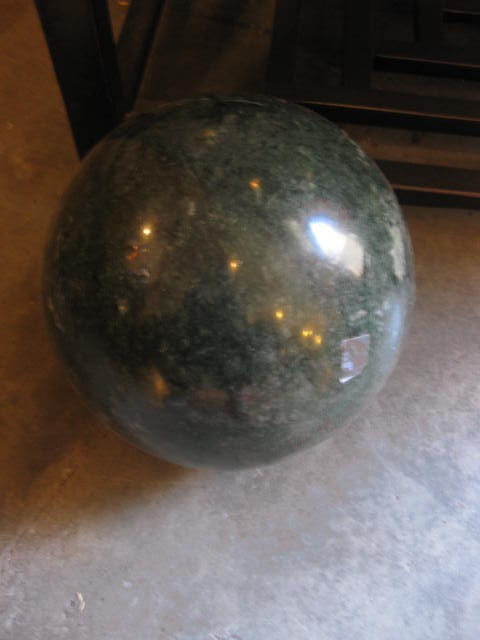 INDIAN MARBLE BALL by    - Masterpiece Online