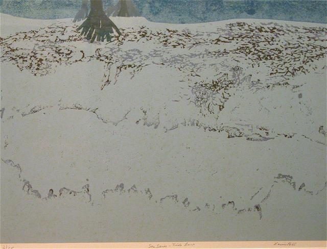 Sea Series: Tide Line... by  Louis Pohl (1915-1999) - Masterpiece Online