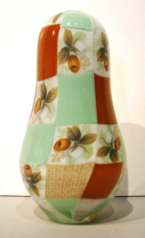 Mosaic Pear by  Amy Rueffert - Masterpiece Online