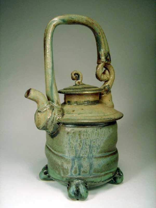 Teapot by  Diane KW - Masterpiece Online