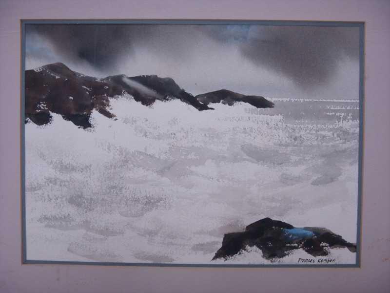 Surf by  Fran Kemper - Masterpiece Online