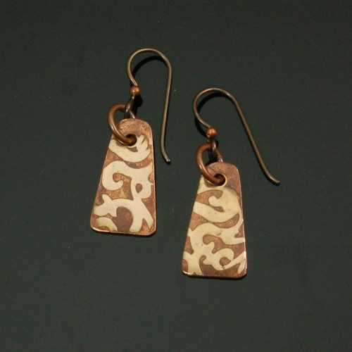 PRE1350 Copper with B... by  Pam East - Masterpiece Online