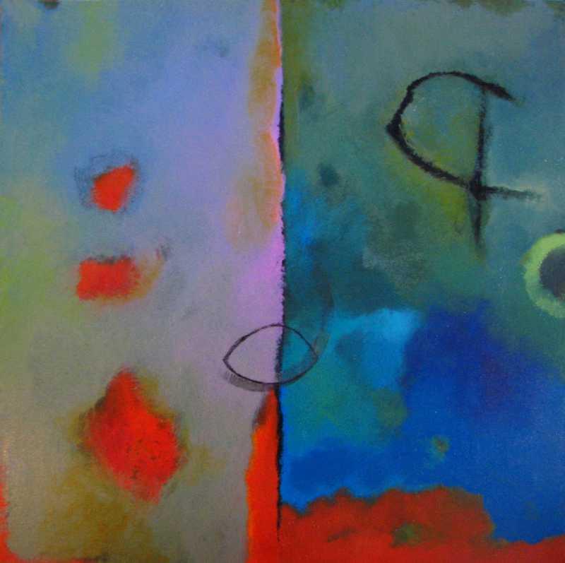 Field Marker 2 by  Hans Ladislaus - Masterpiece Online