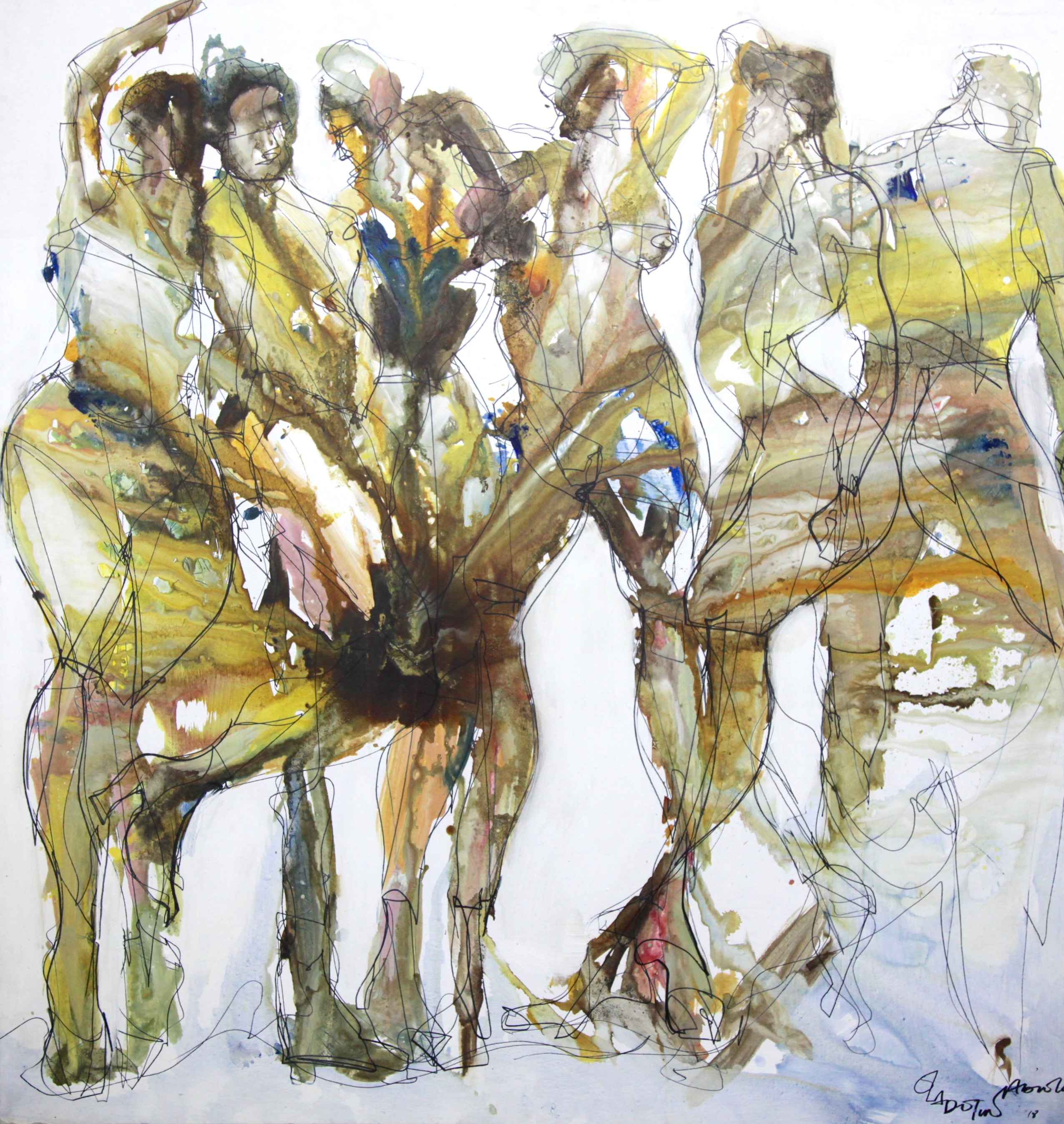 Strike A Pose by Mr Oladotun Abiola - Masterpiece Online
