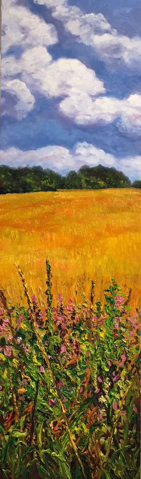Summer Delight by Ms Debra Lynn Carroll - Masterpiece Online