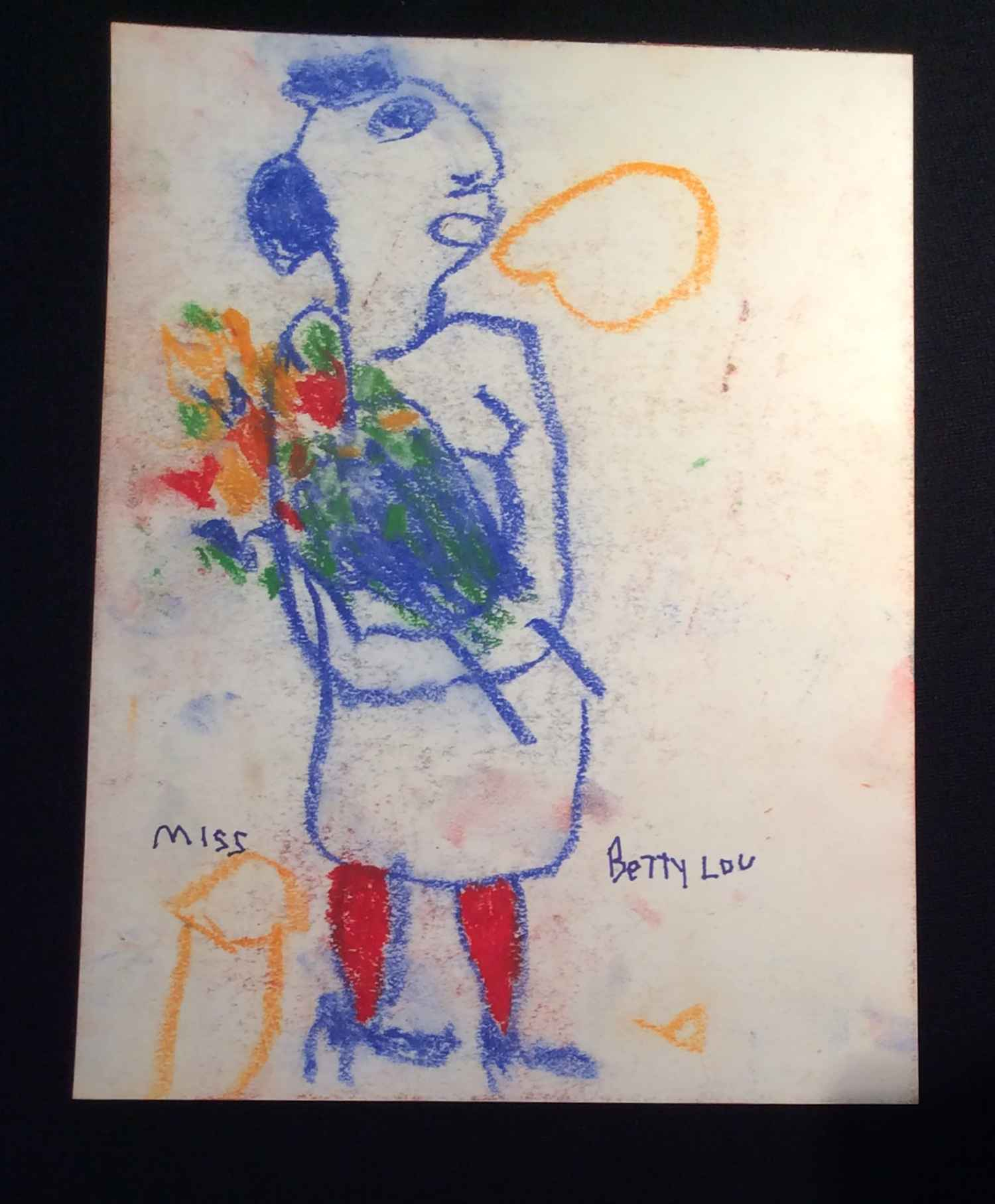 Miss Betty Lou by  James Havard - Masterpiece Online