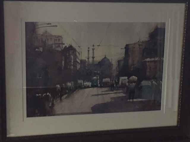 Street Scene II by  Chandan Pramanik - Masterpiece Online