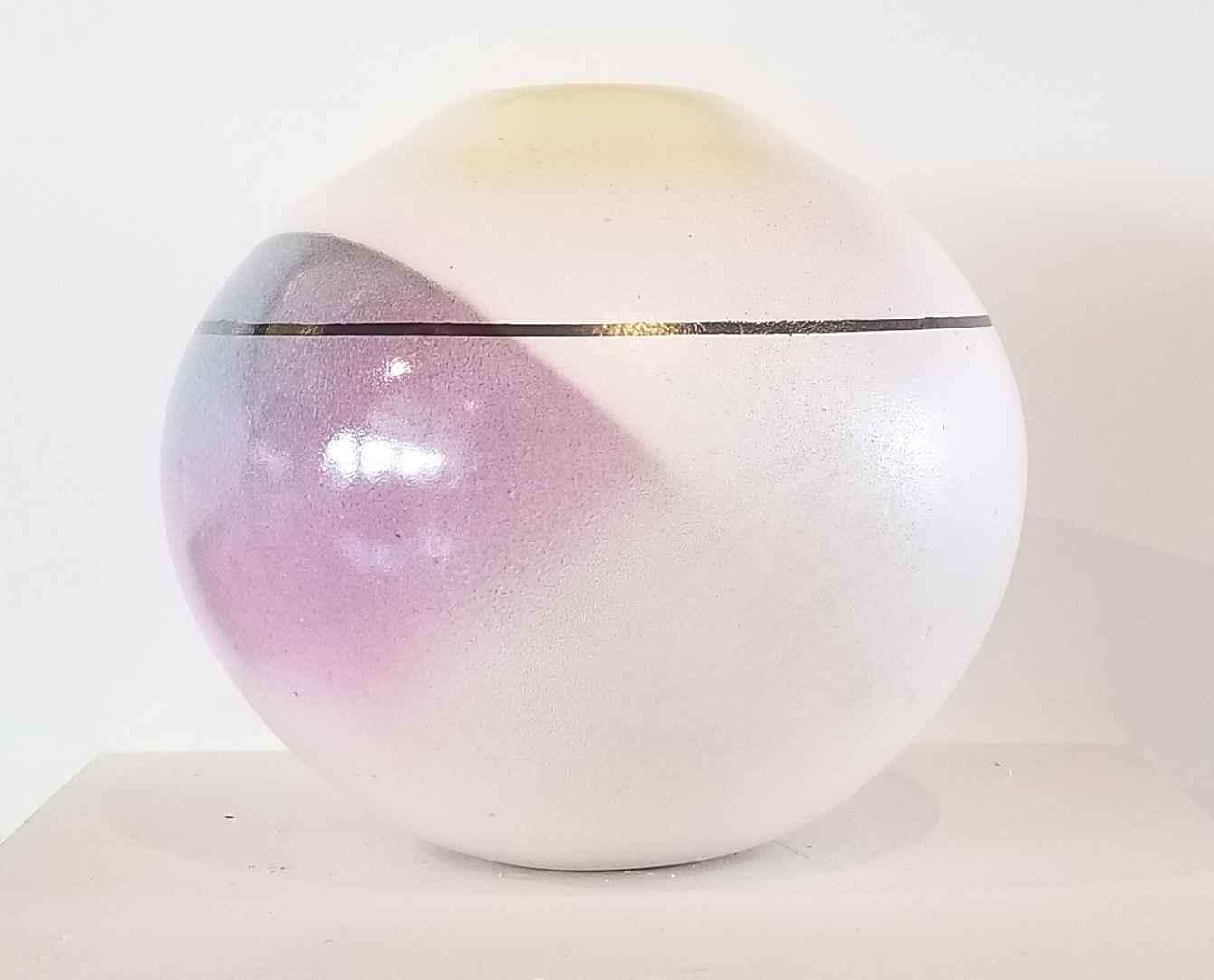 White Ocular Vessel by Mr. Tom Gross - Masterpiece Online