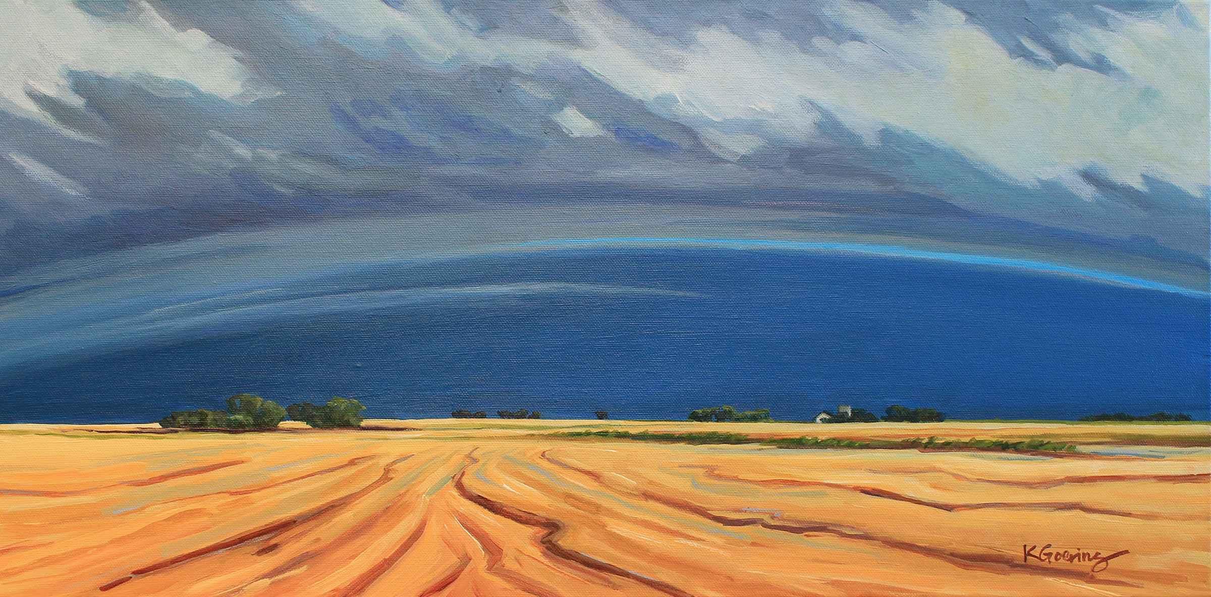 Bending Sky by  Kristin Goering - Masterpiece Online
