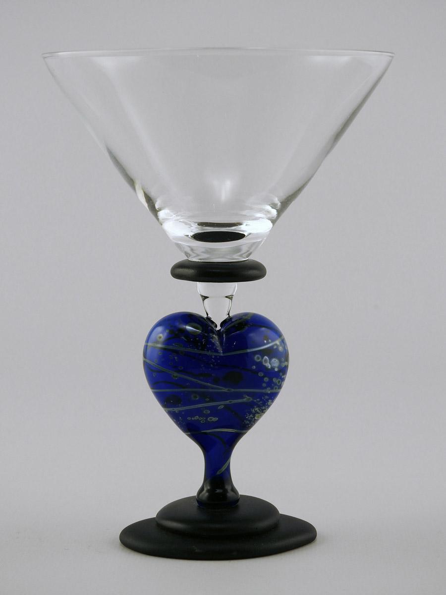 Martini/Cobalt Sweet ... by  Margaret Neher - Masterpiece Online