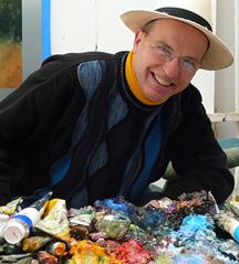 David Dunlop Artist Biography Adam Cave Fine Art
