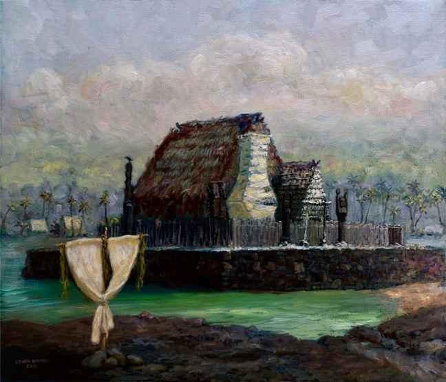 Makahiki by  Edwin B. Kayton - Masterpiece Online