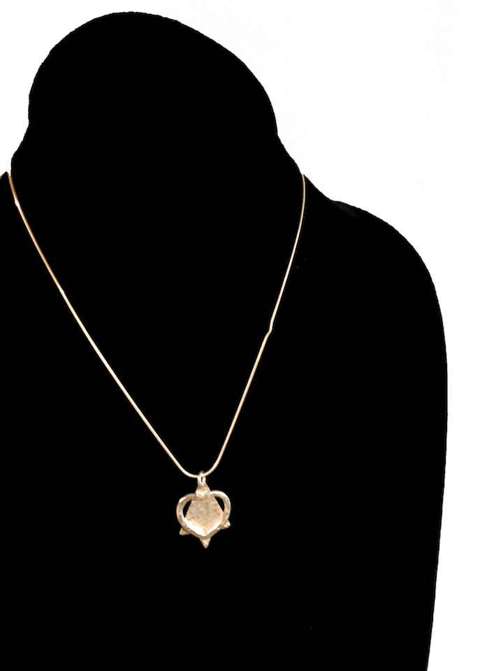 Heart & Star necklace by  Dorit Herlinger - Masterpiece Online