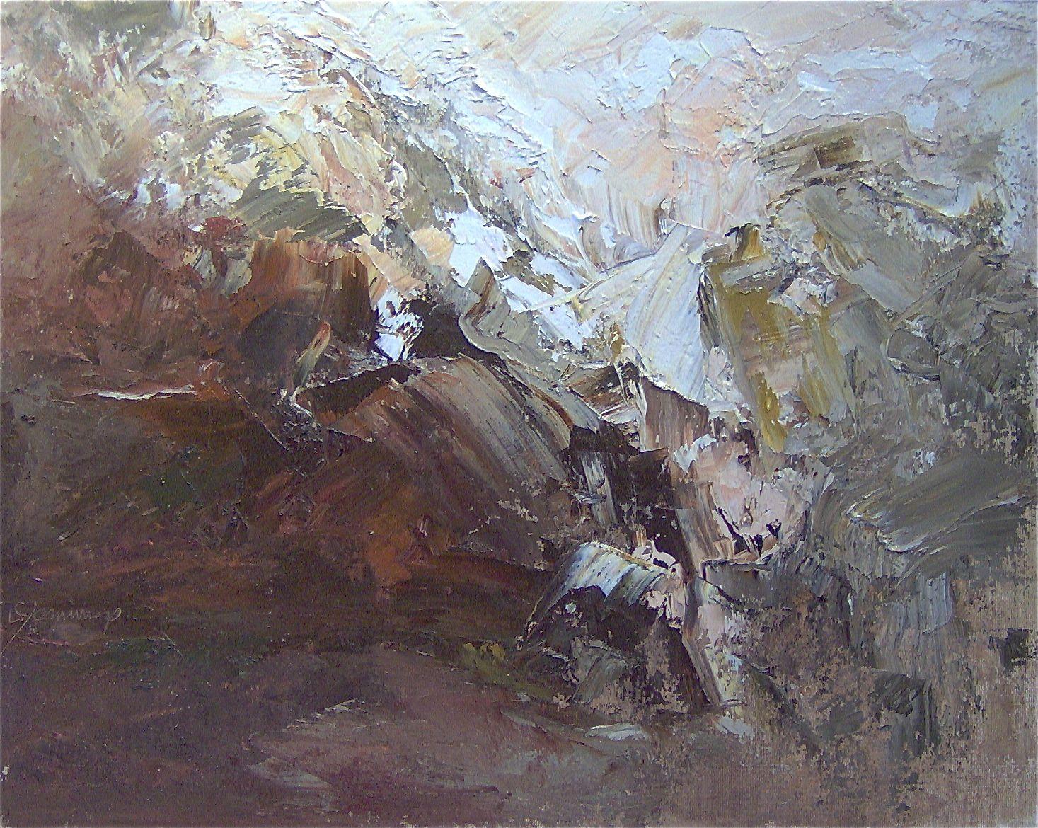 Storm Wash by  Lynette Jennings - Masterpiece Online