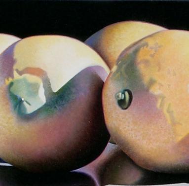 Lemon, Mango & Pear by  Jeff Uffelman - Masterpiece Online