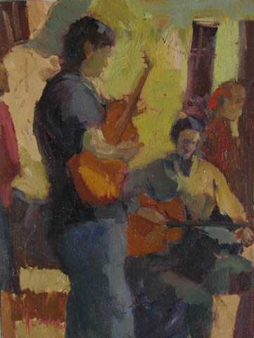 Afternoon Serenade by  Lindy  Duncan - Masterpiece Online