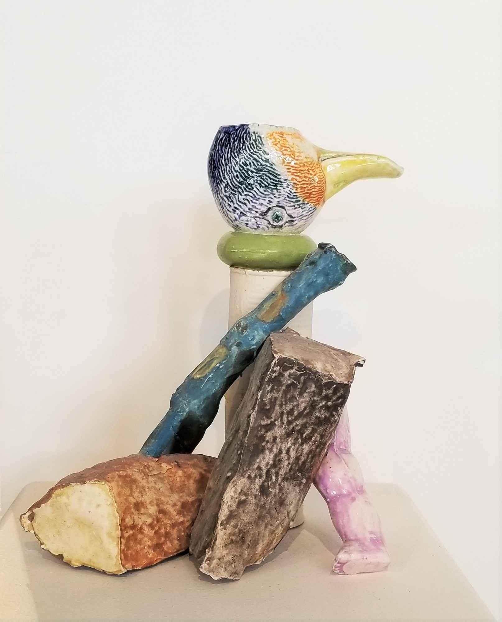 The Duck Rocks by  Bruce Breckenridge - Masterpiece Online