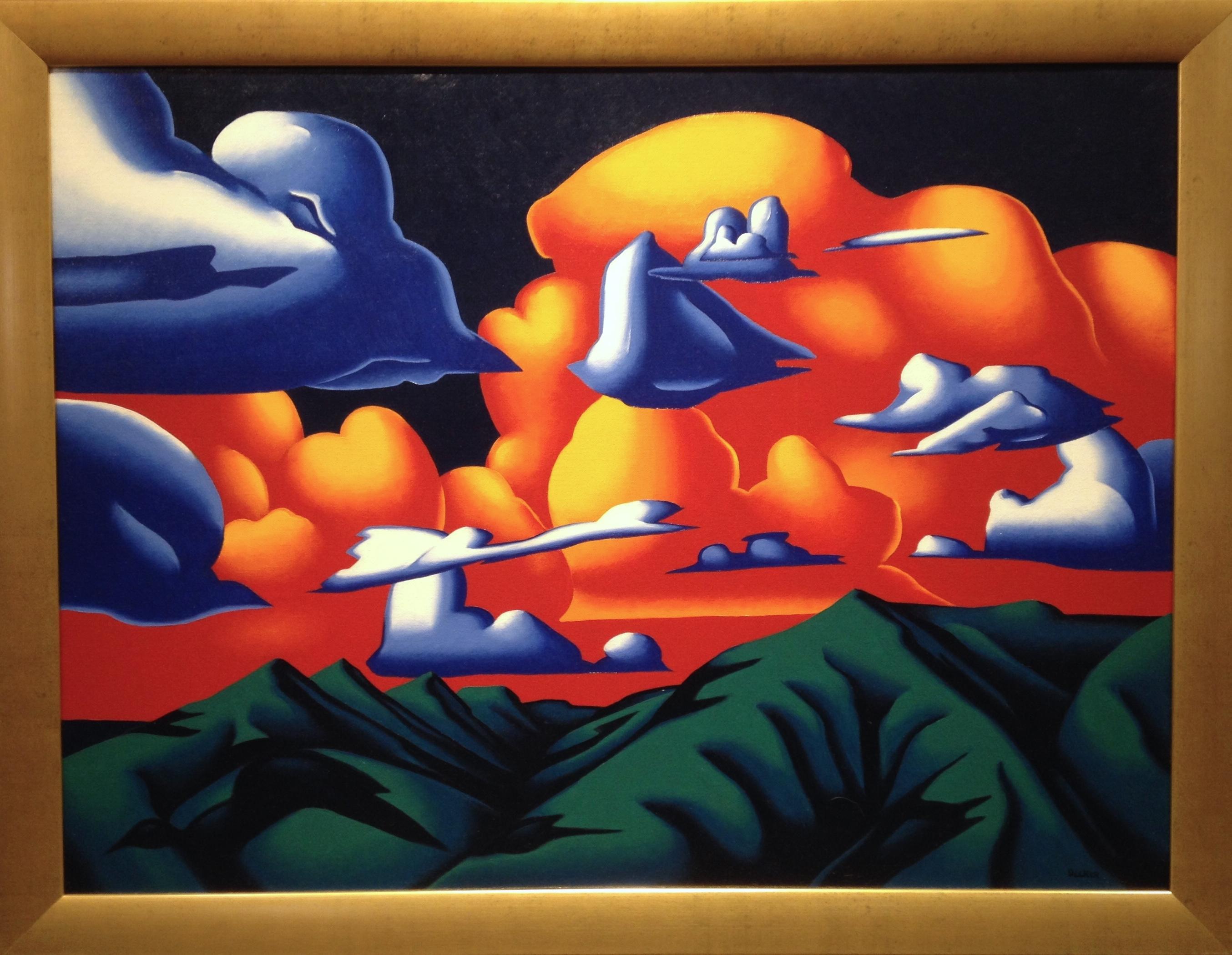 Pinals II by  Art Decker - Masterpiece Online