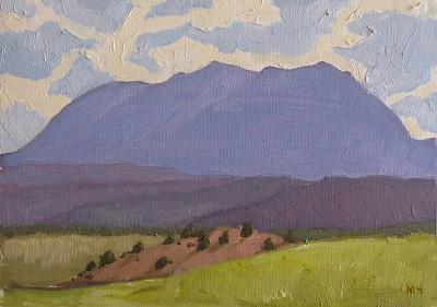 Cobalt Afternoon by  Melissa Hefferlin - Masterpiece Online