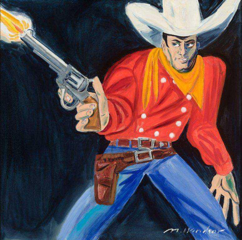 Brazos Kid by Mr Mike Windsor - Masterpiece Online