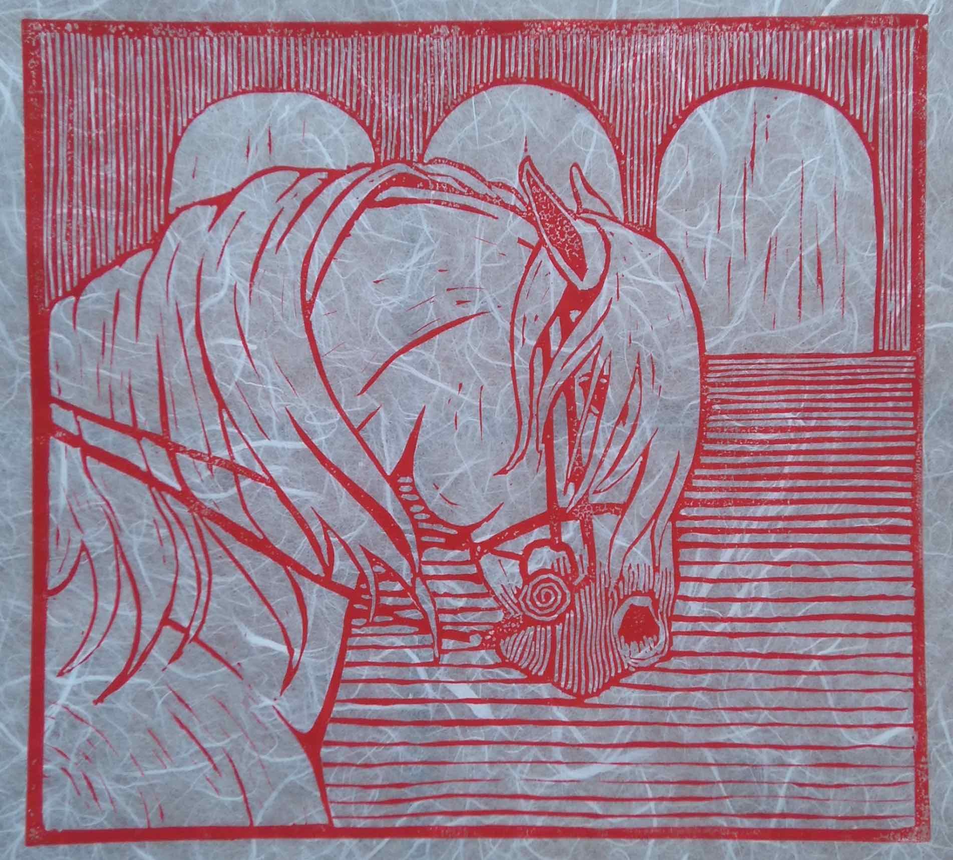 Caribenio(Red Edition) by  Melissa Hefferlin - Masterpiece Online
