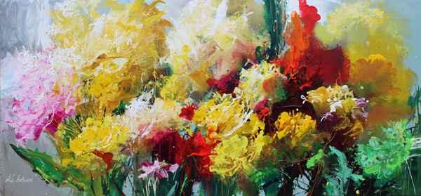 Dreams of Summer by  Alexei Antonov - Masterpiece Online